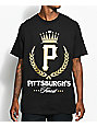 State Of Mind PA Pittsburghs Finest Black T-Shirt