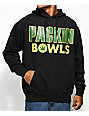 State Of Mind Wisconsin Packin Black Hoodie