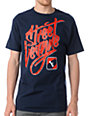 Street League Graffiti Navy T-Shirt