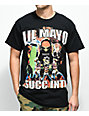 Succ No Limit camiseta negra