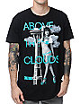 TMLS Above The Clouds Black T-Shirt