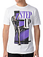 TMLS Step Up White T-Shirt
