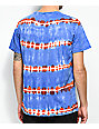 Teenage TV Eye Blue Tie Dye T-Shirt