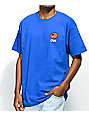 The Come Up OSS Clown Blue T-Shirt