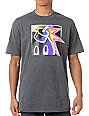 The Hundreds 90s Adam Grey T-Shirt
