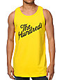 The Hundreds Forever Stop It Slant Tank Top