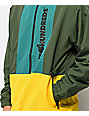 The Hundreds State chaqueta anorak oliva