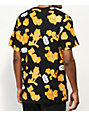 The Hundreds x Garfield Mood Black T-Shirt