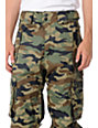 Thirtytwo Blahzay JP Walker Camo Mens Snowboard Pants
