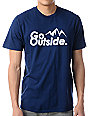 Toddland Go Outside Navy T-Shirt