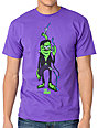 Toy Machine Horrors Frankie Purple T-Shirt