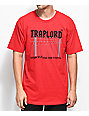 Trap Lord For The Streets camiseta roja