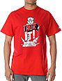 Trukfit Truk It Red T-Shirt