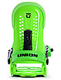 Union Force Green Snowboard Bindings
