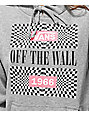 Vans Another Dimension Heather Grey Hoodie