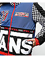 Vans BMX Checkerboard Colorblock chaqueta