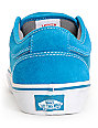 Vans Chukka Low Lagoon Blue Skate Shoes