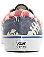 Vans Era Van Doren Aloha & Checker Canvas Skate Shoes