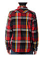 Vans Inglewood Red Flannel Shirt