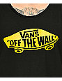 Vans OTW Skateboard Black Tank Top