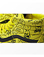 Vans x Peanuts Sk8-Hi Charlie Maize Skate Shoes