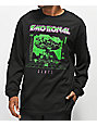 Vitriol Emotional Games Black Long Sleeve T-Shirt