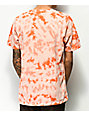 Volcom EU Orange Tie Dye T-Shirt