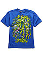 Volcom Jimbo Phillips Barfaroni Blue Boys T-Shirt