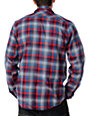 Volcom Occidental Pewter Flannel Shirt