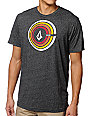Volcom Sound Out Heather Black T-Shirt