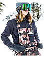 Volcom Swift Faded Army peto de snowboard