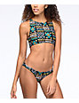 Volcom Tribal Instinct Reversible Bikini Bottom