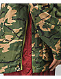 Wear Colour Forest Camo 10K Anorak Snowboard Jacket