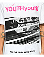 YOUTHyouth For You camiseta blanca