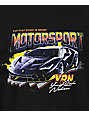 YRN Motorsport Black Long Sleeve T-Shirt