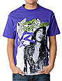 Young & Reckless Model Purple T-Shirt