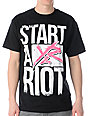Young & Reckless Start A Riot T-Shirt