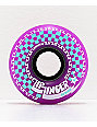 Zip Zinger 54mm 80a Purple Skateboard Wheels