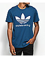 adidas Clima 3.0 Blue Night T-Shirt