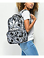 adidas Santiago Black & Grey Camo Backpack