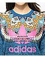 fee866d5ac4 adidas x Farm Borbomix Crew Neck Sweatshirt | Zumiez