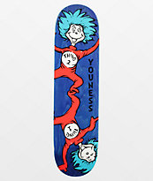 "Almost x Dr. Suess Youness R7 8.12"" tabla de skate"