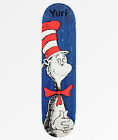 "Almost x Dr. Suess Yuri R7 8.0"" tabla de skate"