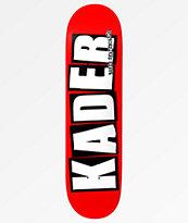 "Baker Kader Logo 8.5"" tabla de skate"