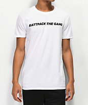 Bobby Tarantino by Logic Rattpack camiseta blanca