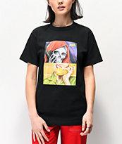 Broken Promises On Call Black T-Shirt
