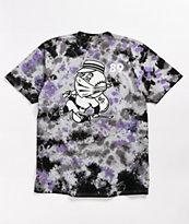 Brooklyn Projects 89 Black Tie Dye T-Shirt