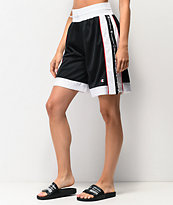 Champion Mesh Black Shorts