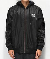 DGK Soldier Black Jacket