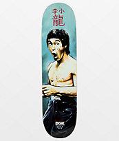 "DGK x Bruce Lee Focused 8.06"" Skateboard Deck"